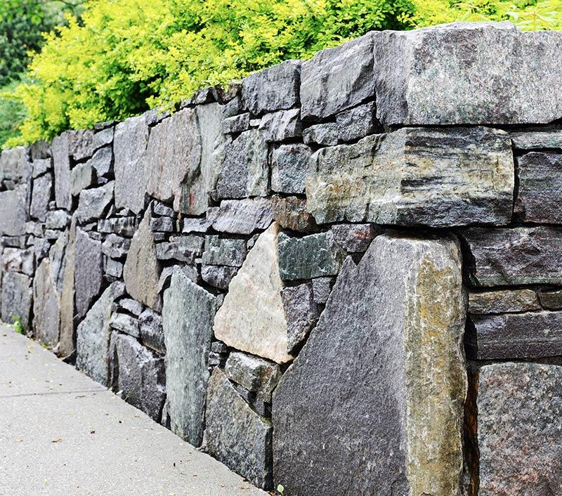 Stonework Installation